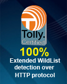 Tolly Certified: 100% HTTP