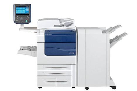 Lease copier with Docuconnex